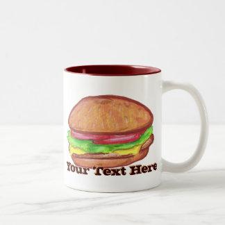 Cheeseburger Mug