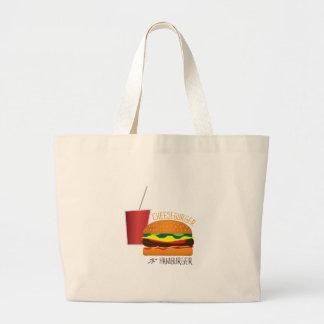Cheeseburger or Hamburger Bags