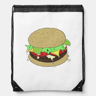 Cheeseburger Backpacks