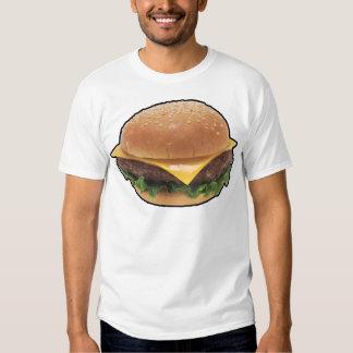 Cheeseburger Tee Shirts