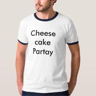 Cheesecake Partay Shirts