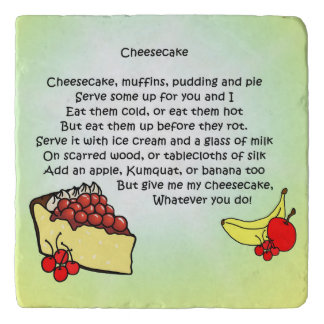 Cheesecake Trivet
