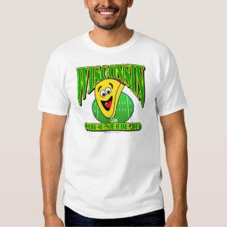 CheeseHead Cartoon 2 Shirts
