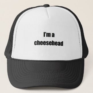 Cheesehead Trucker Hat