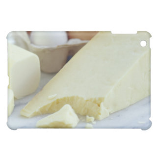 Cheeses and eggs. Eggs are rich in protein and iPad Mini Case