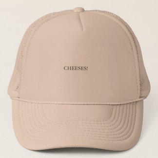 CHEESES TRUCKER HAT