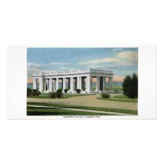 Cheesman Memorial Pavilion Denver Colorado Photo Card
