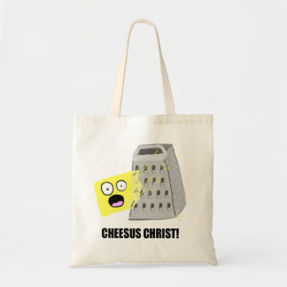 Cheesus Christ! Bag
