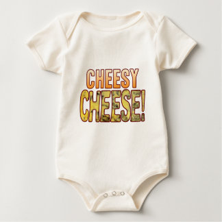 Cheesy Blue Cheese Baby Bodysuit