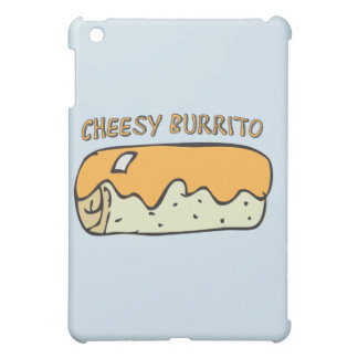 Cheesy Burrito on zazzle iPad Mini Case