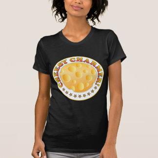 Cheesy Charmer R T-shirt