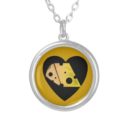 Cheesy Love Necklace