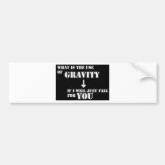 Cheesy Love Quotes Bumper Sticker