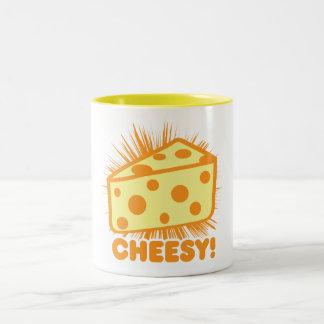 Cheesy Mugs