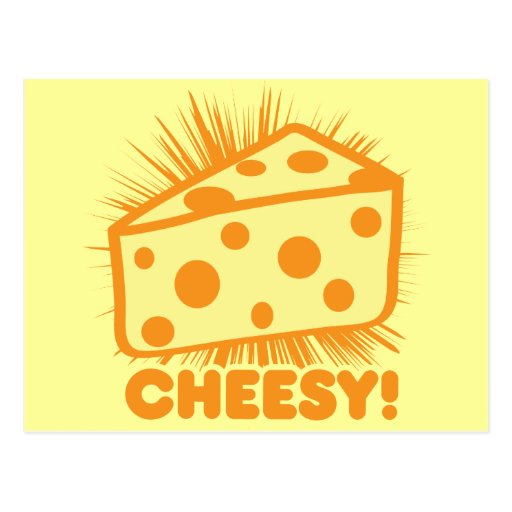 Cheesy Post Cards