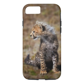 Cheetah (Acinonyx Jubatus) as seen in the Masai 2 iPhone 8/7 Case