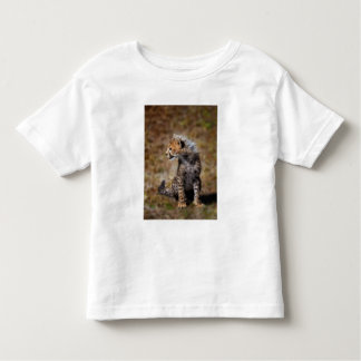 Cheetah (Acinonyx Jubatus) as seen in the Masai 2 Toddler T-Shirt