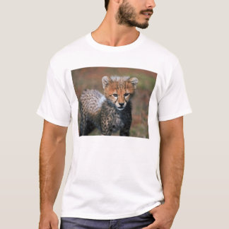 Cheetah (Acinonyx Jubatus) as seen in the Masai 3 T-Shirt