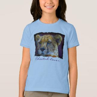 Cheetah African Big Cat Wildlife-lover Art T-Shirt