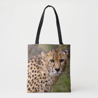 Cheetah All-Over-Print Bag