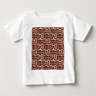 Cheetah Animal Print Baby T-Shirt