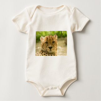Cheetah Baby Bodysuit