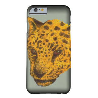 CHEETAH by Slipperywindow Barely There iPhone 6 Case