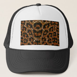 Cheetah Cheetah Pop Art design Trucker Hat