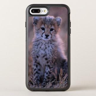 Cheetah Cub | Savannah, Kenya OtterBox Symmetry iPhone 8 Plus/7 Plus Case