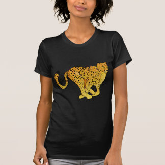 Cheetah Design T-Shirt