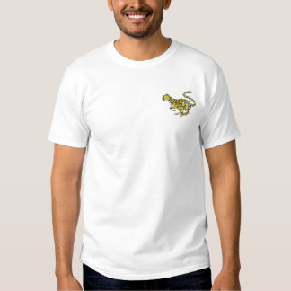 Cheetah Embroidered T-Shirt