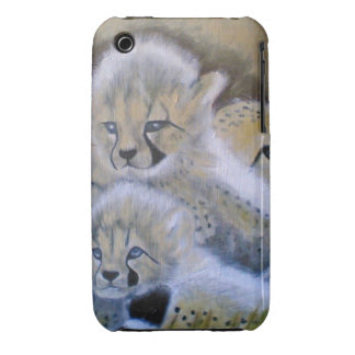 Cheetah Family Case-Mate iPhone 3 Cases