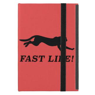 Cheetah Fast Life Cover For iPad Mini