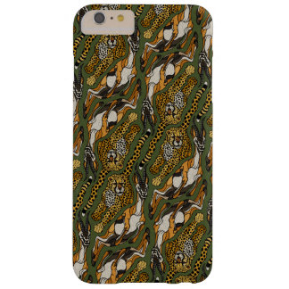 Cheetah & Gazelle Phone and Device Case (Green)