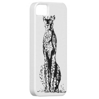 Cheetah I phone case