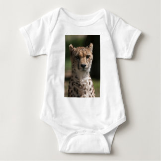 cheetah in the jungle baby bodysuit