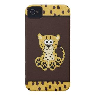 Cheetah iPhone 4 Cover