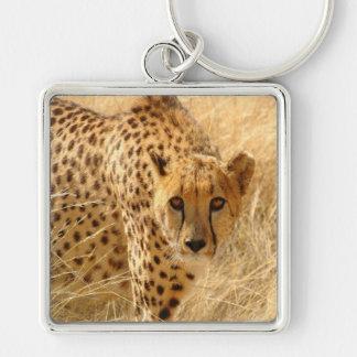 Cheetah Key Ring