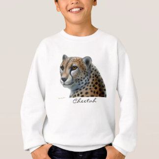 Cheetah Kids Sweatshirt