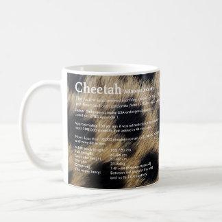 Cheetah Markings Mug 325 ml
