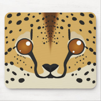 Cheetah Mouse Pad