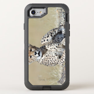 Cheetah OtterBox Defender iPhone 8/7 Case