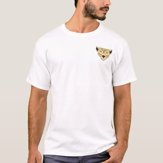 Cheetah passing greyhound T-Shirt