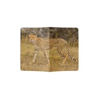 Cheetah passport holder