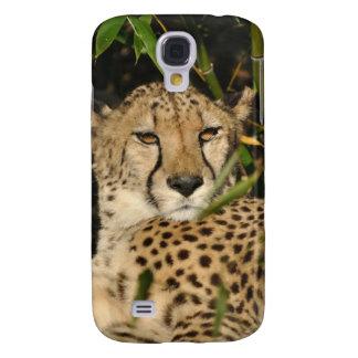 Cheetah photograph galaxy s4 case