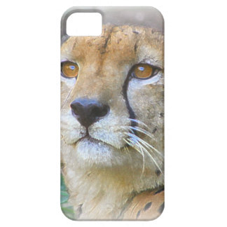 Cheetah portrait case for the iPhone 5
