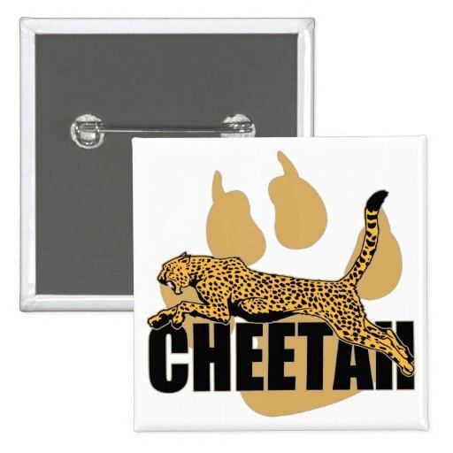 Cheetah Power Pins