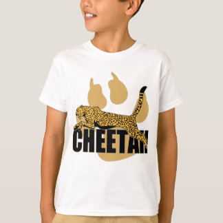 Cheetah Power T-Shirt
