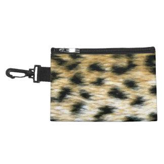 Cheetah Print Accessories Bags
