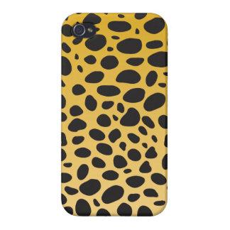 Cheetah Print iPhone 4 Case